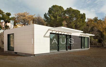 Casas prefabricadas dise os decoraci n y construcci n - Casas prefabricadas en barcelona ...