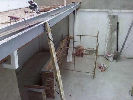 Remodelación: Espacios comerciales de estilo  por Omar Plazas Empresa de  Diseño Interior, remodelacion, Cocinas integrales, Decoración