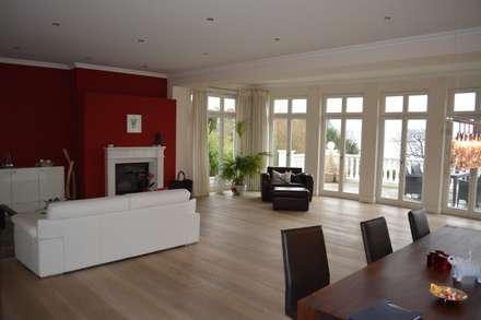 Wohnzimmer: Klassische Wohnzimmer Von Architekt Witte