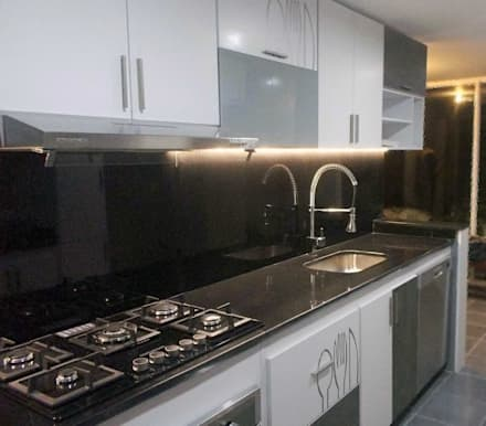 Cocinas ideas dise os y decoraci n homify for Disenos cocinas integrales