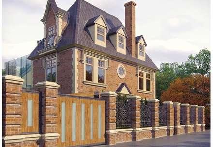 Частный дом : Загородные дома в . Автор – 'Шумливый и Партнеры'