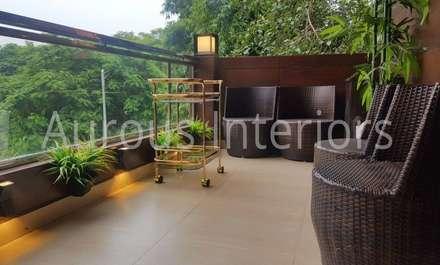 Terrace by Aurous Interiors