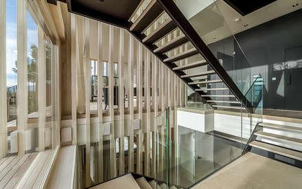 CAMP DE MAR: Escaleras de estilo  de PMphotography