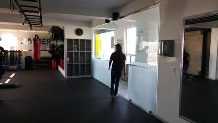 ห้องออกกำลังกาย by DEC Arquitectos