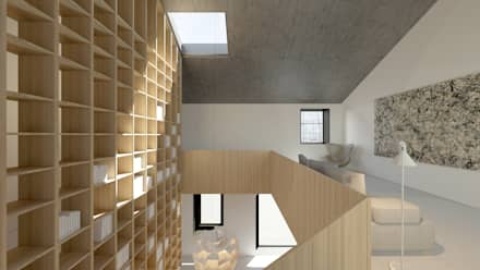 Stairs by brf architecture