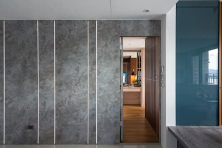 Doors by DYD INTERIOR大漾帝國際室內裝修有限公司