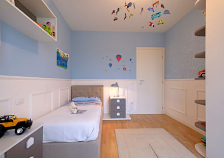 Boys Bedroom by Tratto Sottile