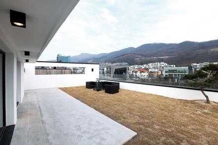 Dach von 블루하우스 코리아