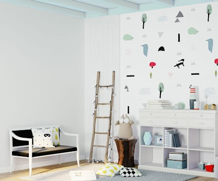 Humpty Dumpty Room Decoration의  아기 방