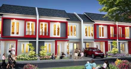 Casa Delia Residence:  Garasi by Casa Delia