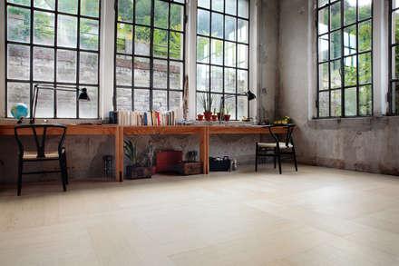 Listone Giordano | Foxtrot Avorio: Pavimento in stile  di SantaChiara39 | Listone Giordano