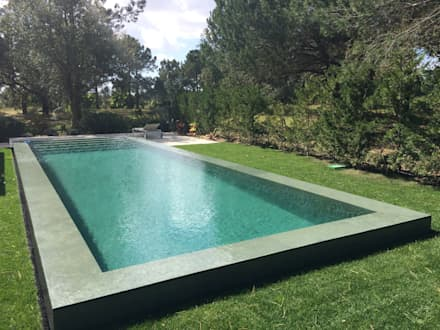 mediterranean Pool by LandPlan
