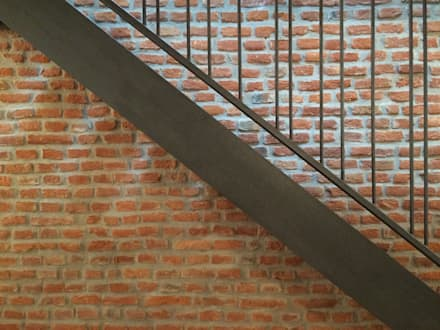 Stairs by atelier architettura