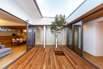 حديقة تنفيذ 一級建築士事務所haus