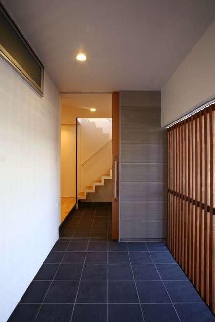 Sliding doors by 設計事務所アーキプレイス