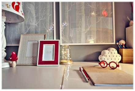 غرفة نوم أولاد تنفيذ RG Home Stylist