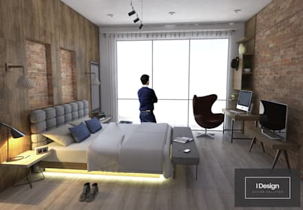 Polo 15: Hotel in stile  di IDesign Solution