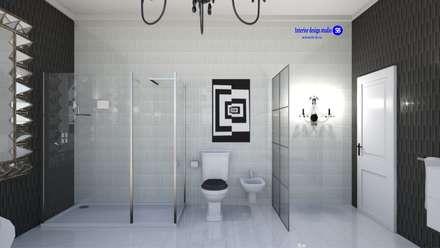 Bathroom in art deco style: classic Bathroom by 'Design studio S-8'