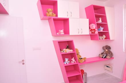 classic Nursery/kid's room by Inshows Displays Private Limited