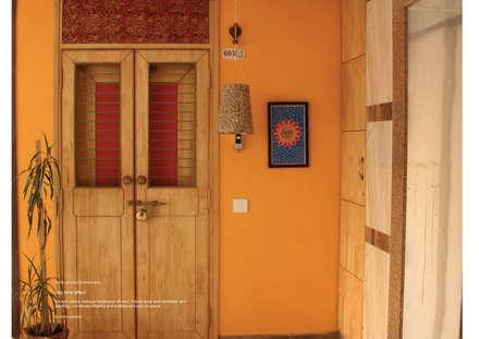 Puertas de estilo  de studio18_by_sneha