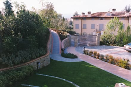 Вилла в . Автор – Morelli & Ruggeri Architetti
