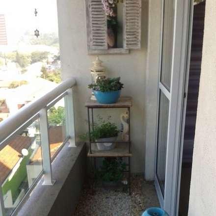 حديقة Zen تنفيذ Amaria Gonçalves - Design Paisagismo
