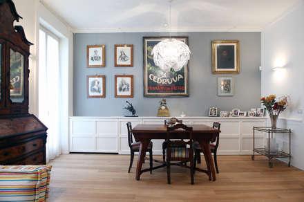 Sala da pranzo originale idee ispirazioni homify for Sala da pranzo stile contemporaneo