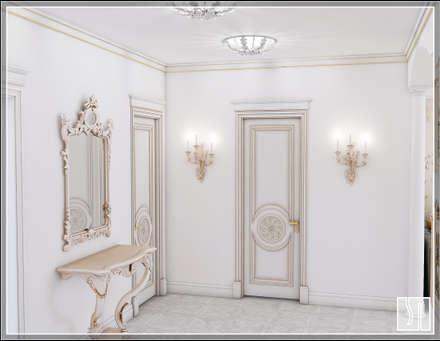 Puertas de madera de estilo  de Студия дизайна Светланы Исаевой