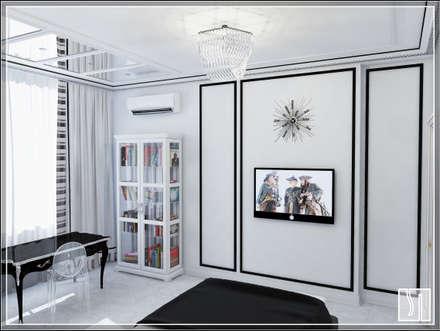 غرفة نوم أولاد تنفيذ Студия дизайна Светланы Исаевой