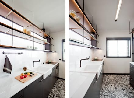 Kitchen units by A2OFFICE
