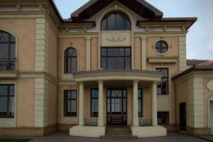 Коттедж Miloradovo Castl     : Полы в . Автор – AGTC01