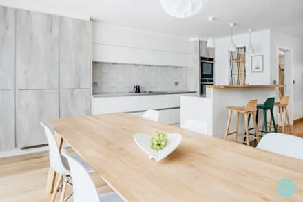 Scandinavian Style Kitchen Design Ideas & Pictures | Homify