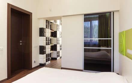 Boys Bedroom by Архитектурная мастерская Leto
