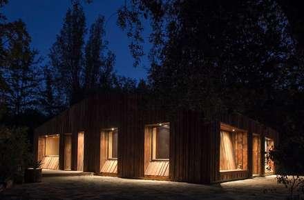 Passive house by Crescente Böhme Arquitectos