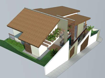 房子 by A7 Arquitetura