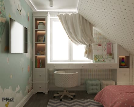 Teen bedroom by 'PRimeART'
