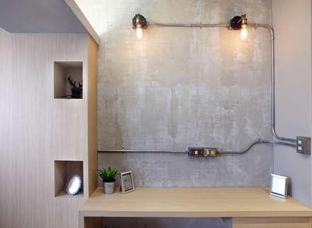 Walls by 森畊空間設計