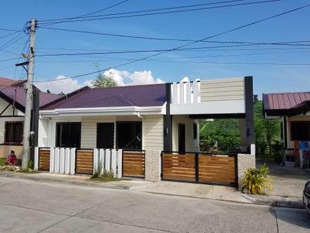 moderne Häuser von Yaoto Design Studio