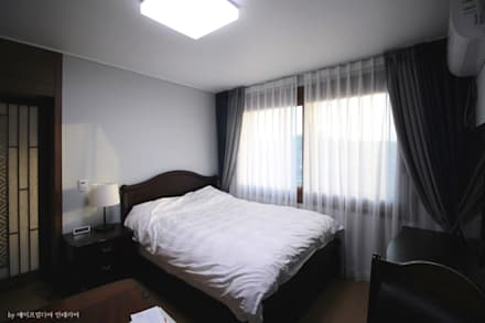 부여 석동리 전원주택 / 2F: 에이프릴디아의  방