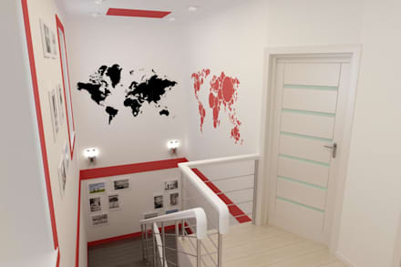 Stairs by Дизайн студия 'Exmod' Павел Цунев