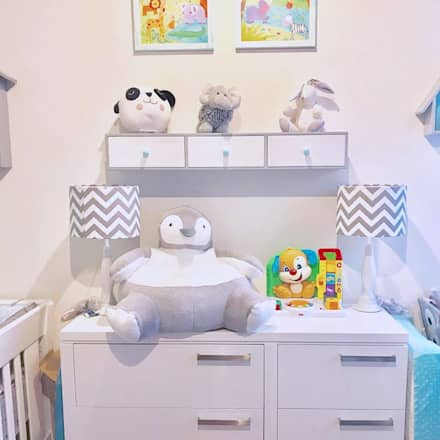 Baby room by Franko & Co.