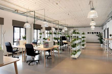 Architettura design di complessi d 39 uffici in stile for Ufficio architetto design