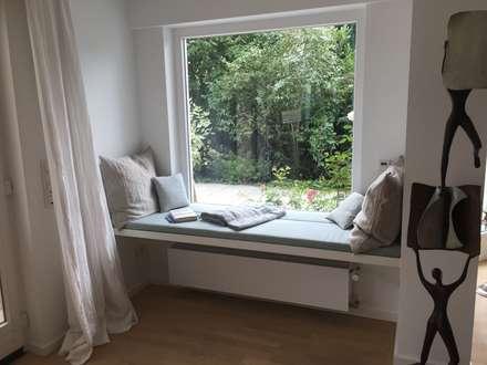 Sitzbank : Moderne Wohnzimmer Von Sia
