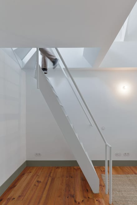 Stairs by arriba architects