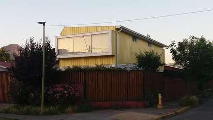 Многоквартирные дома в . Автор – Arquitectura & servicios aociados