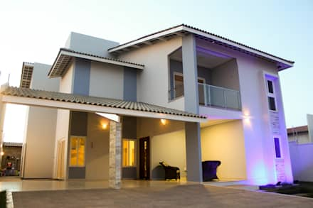 Terrace house by Renato Medeiros Arquitetura