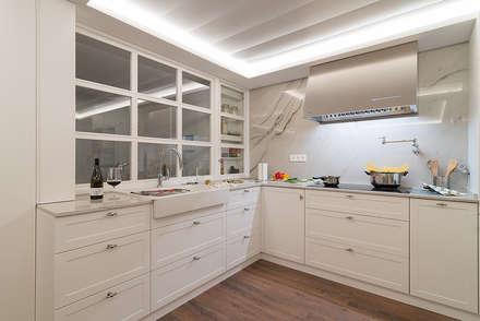 ห้องครัว by Gumuzio&PRADA diseño e interiorismo