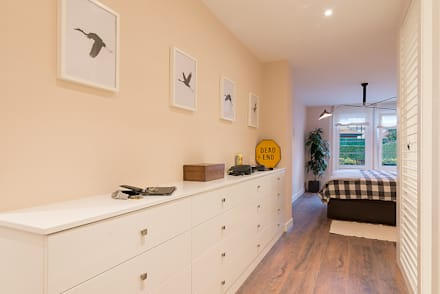 classic Bedroom by Gumuzio&PRADA diseño e interiorismo