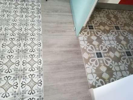 地板 by Carmen Giner Arquitectura