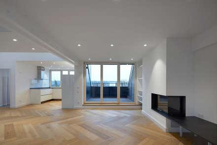 Dachterrasse:  Dach von pier7 architekten gmbh